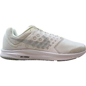 Nike Downshifter 7 Vit/Ren Platina 852466-100 Kvinnor's