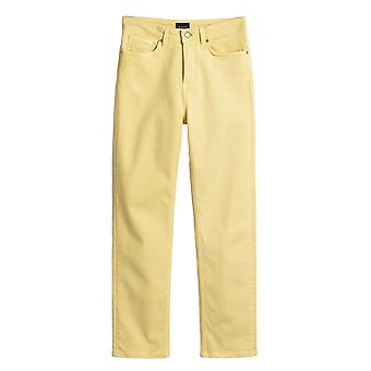 Gant Women's High Waist Pants Slim Fit