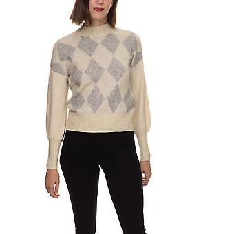 Only Women's Beril Pullover Checked