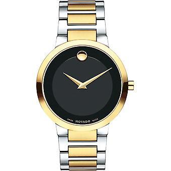 Movado - Montre-bracelet - Unisex - 0607120 - Classique Moderne -