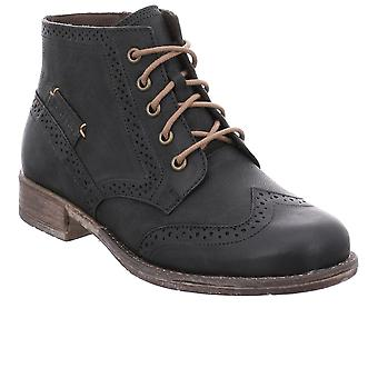 Josef Seibel Sienna 74 Womens Brogue Ankle Boots