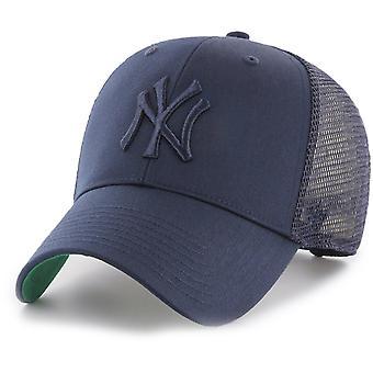 47 brand Snapback Cap - BRANSON New York Yankees Marine