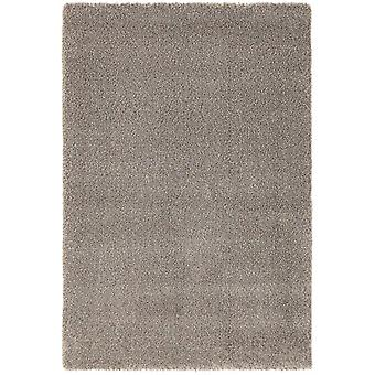 Galaxy Plain Shaggy Rugs In 45801 917 In Brown
