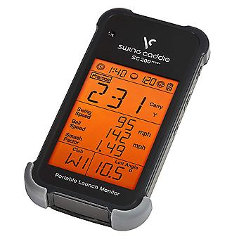 Swing Caddie Portable Launch Monitor SC200+ and Remote