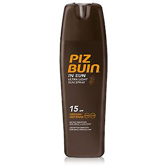 Piz Buin Spray Ultra Léger Sun