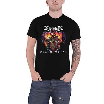 Dismember T Shirt Death Metal Band Logo new Official Mens Black