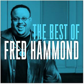 Fred Hammond - Very Best of Fred Hammond [CD] USA import