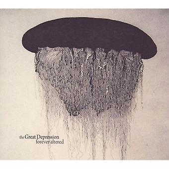 Great Depression - Forever Altered [CD] USA import
