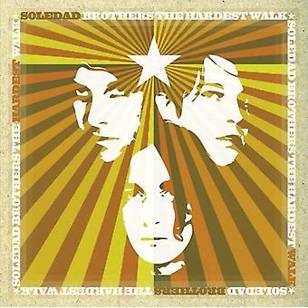 Soledad Brothers - Hardest Walk [CD] USA import