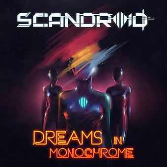 Scandroid - Dreams in Monochrome [CD] USA import