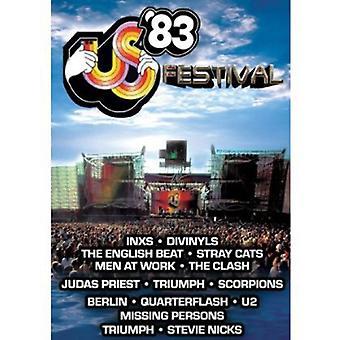 Nous Festival 1983: Jours 1-3 [DVD] USA import