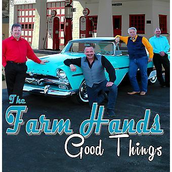 Farm Hands - Good Hands [CD] USA import