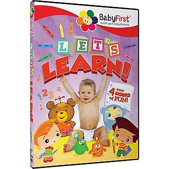 Babyfirst: Let's Learn [DVD] USA import