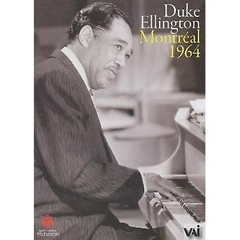 Ellington D-Live in Montreal 1964 [DVD] USA import