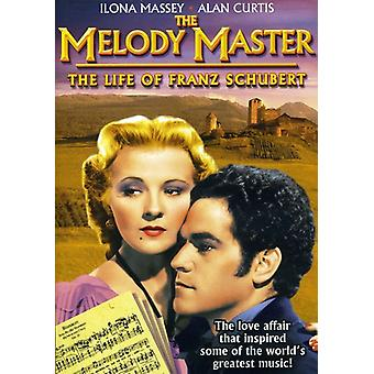 Melody Master (1941) [DVD] USA import