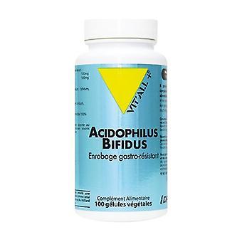 Acidophilus + Bifidus Enterokapselit 100 kasviskapselia
