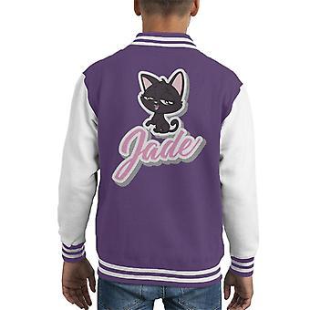 Littlest Pet Shop Jade Smile Kid's Varsity Jacket