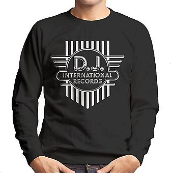 DJ International Records Cross Logo Men's Sweatshirt