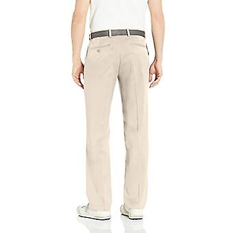 Essentials Men's Standard Classic-Fit Stretch Golf Hose, Stein, 34W x ...
