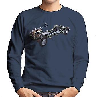 Rover Construction British Motor Heritage Men's Sweatshirt