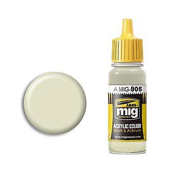 Ammo by Mig Acrylic Paint - A.MIG-0905 Dunkelgelb Shine (17ml)