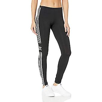 adidas Originals Women's Trefoil Tights, Noir, X-Small, Noir, Taille X-Small
