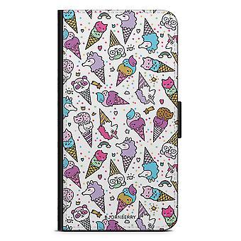 Bjornberry Wallet Case LG G5 - Chicken Ice Creams