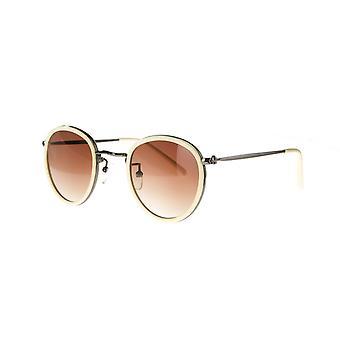 نظارات شمسية Unisex Cat.3 البيج البرتقالي (AMU19202 C)