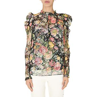 Zimmermann 8869tladmnf Women's Multicolor Polyester Blouse