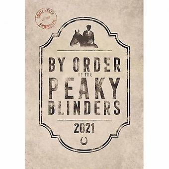 Peaky Blinders A5 Diary 2021