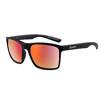 Dirty Dog Droid Polarised Sunglasses (black/red)