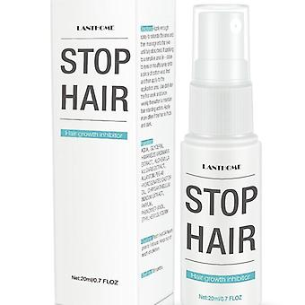 Permanent Painless Hair Removal Spray - Stop Hair Growth Inhibitor Shrink Porres