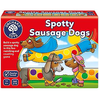 Orchard Toys Silly Worst Spel