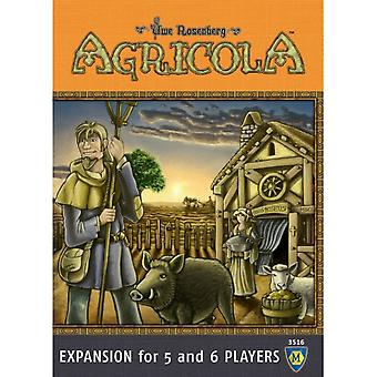 Agricola 5 - 6 Player Expansion Board Game