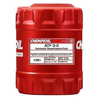 20L GM Dexron II Automatic Transmission Fluid AQM Power Steering Fluid