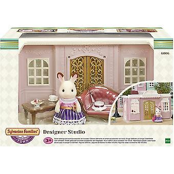 Sylvanian Families Town Designer Studio Kids Toy