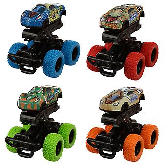 Fun Kids Friction Bump Animal Monster Truck X 1 Pack