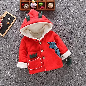 Infant Coat Autumn Winter Baby Boys Jacket- Kids Warm Outerwear Coats For Baby Girls Jacket Newborn Clothes