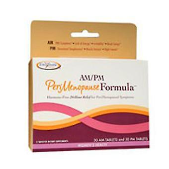 Enzymatique Thérapie AM/PM Permenopause Formula, 60 onglets