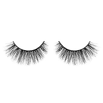 Red Cherry Night Out Strip Lashes - The Monroe - Flared Finish and Tapered Ends