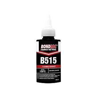 Bondloc B515 Flexible Gasket Sealant 50ml BONB51550