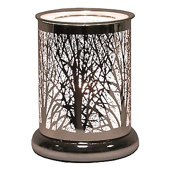 Aroma Silhouette Electric Touch Burner, Forest