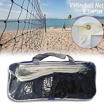 Volleyball Net For Practice Training, Universal Style &polyethylene Material