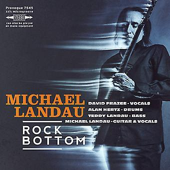 Michael Landau - Rock Bottom [CD] USA import