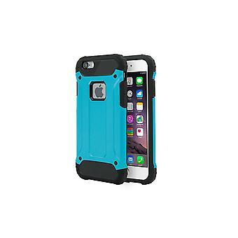 Aquarius Robuste robuste Rüstung Fall für iPhone 7, blau
