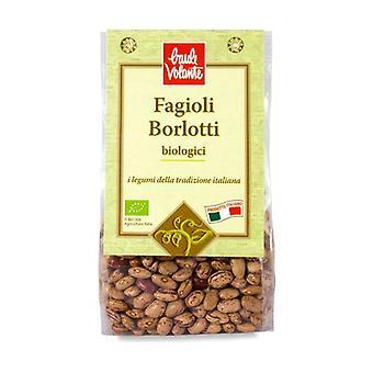 Italian borlotti beans None
