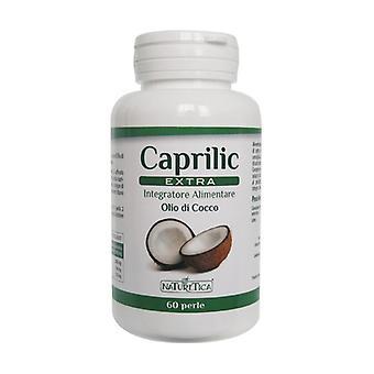 Caprilic Extra 60 softgels of 1300mg