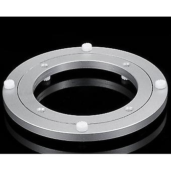 Aluminium Alloy Round Shape Table Bearing/turntable Plate