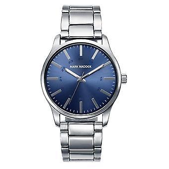 Mark maddox watch casual. 42 mm hm7008-37