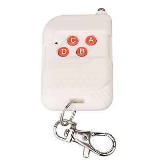 433 MHz 4-Button Mini Garage Door Opener Remote Control Accessories